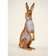 TEMPORARILY OUT OF STOCK - Easter Bunnies Vienna Bronze Rabbit Standing Upright