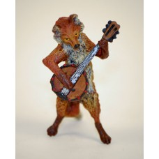 TEMPORARILY OUT OF STOCK - Vienna Bronze Banjo Fox