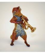 Vienna Bronze Trumpet Fox
