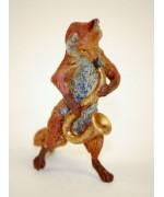 Vienna Bronze Saxophone Fox