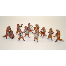 TEMPORARILY OUT OF STOCK - Vienna Bronze Fox Orchestra