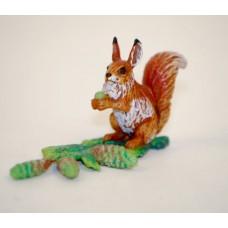 Vienna Bronze Squirrel