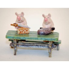 TEMPORARILY OUT OF STOCK <BR><BR> Vienna Bronze 'Pigs eating'