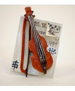 Vienna Bronze Violin