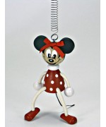 TEMPORARILY OUT OF STOCK - Little Minnie Mouse GERMAN WOODY JUMPERS!
