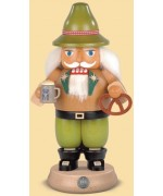 Mueller Nutcracker Erzgebirge Oktoberfest Man