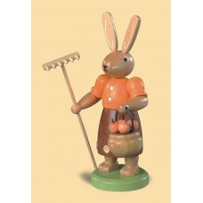 Mueller Easter Bunny Picking Apples - TEMPORARILY OUT OF STOCK