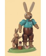 Mueller Easter Bunny Papa Rabbit
