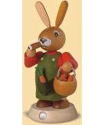 Mueller Smokerman Erzgebirge Easter Bunny