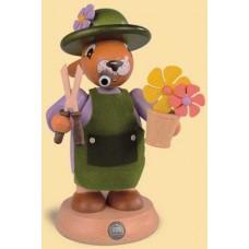 Mueller Smokerman Erzgebirge Easter Bunny Florist