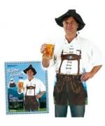 TEMPORARILY OUT OF STOCK - Oktoberfest Apron Men