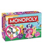 TEMPORARILY OUT OF STOCK - My Little Pony MONOPOLY Board Game