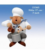 TEMPORARILY OUT OF STOCK - KWO Smokerman Sitting Cook
