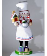 TEMPORARILY OUT OF STOCK - Gingerbread Baker' Christmas Traditions Series Christian Steinbach
