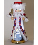 TEMPORARILY OUT OF STOCK <BR><BR> 'Nordic Santa' Christmas Legends Series Christian Steinbach