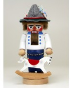 TEMPORARILY OUT OF STOCK <BR><BR> 'Chubby Toymaker' Christian Steinbach