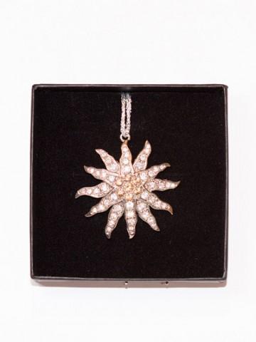Swarovski Edelweiss Necklace