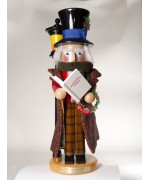 TEMPORARILY OUT OF STOCK - Dicken's Townsfolke A Caroler Series Christian Steinbach