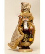 TEMPORARILY OUT OF STOCK - Florentine Santa Christmas Legends Series Christian Steinbach