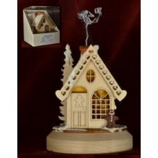 Gingerbread Cottage Smoking House Ginger Cottages