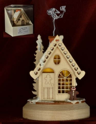 Gingerbread Cottage Smoking House Ginger Cottages