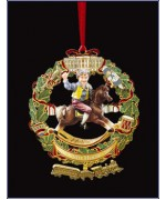 The White House Historical Christmas Ornament Ulysses S. Grant - 2003