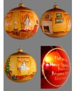 TEMPORALY OUT OF STOCK<br>Linda Tripp's Limited Edition 'Third in a Series of Historical White House Ornaments'
