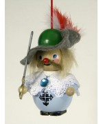Aramis the Musketeer Wooden Ornament Christian Steinbach