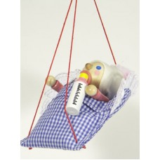 Baby Girl Wooden Ornament Christian Steinbach - TEMPORARILY OUT OF STOCK