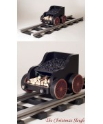 KWO Smokerman Coal Wagon