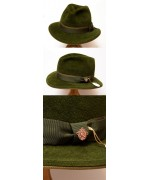 Austrian Men's Hat  Hutmacher Zapf