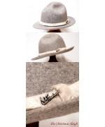 Austrian Men's Hat  Luis Trenker