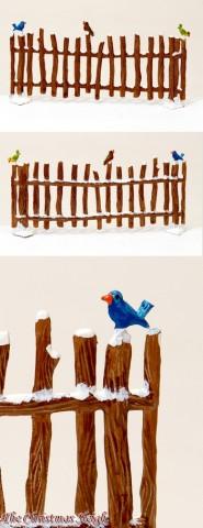 Winter Fence Wilhelm Schweizer