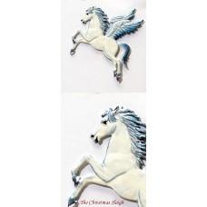 Pegasus Hanging Ornament Wilhelm Schweizer
