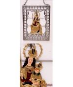 Andechser Madonna Window Wall Hanging Wilhelm Schweizer