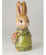TEMPORARILY OUT OF STOCK -  Vaillancourt Standing Easter Bunny