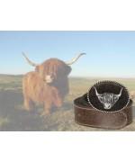 Scottish Highland 'Leather Belt'
