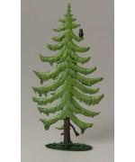 Fichte Pine Tree Summer Standing Pewter Wilhelm Schweizer