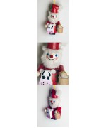 Eight Maids A Milking 12 Days of Christmas Wooden Ornament Christian Steinbach