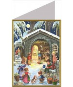 Weihnachtskarte Christmas Card - TEMPORARILY OUT OF STOCK