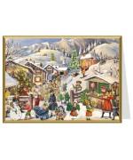 Weihnachtskarte Christmas Card