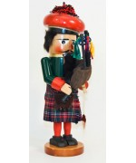TEMPORARILY OUT OF STOCK Scotch Bagpiper Vintage Christian Steinbach