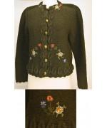 Handstrickerei Irmi Lanz SALZBURG  Handmade Sweater