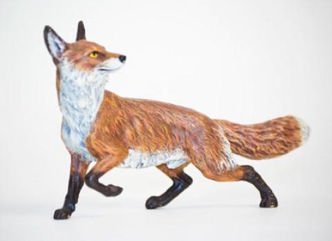Vienna Bronze Fox - 1