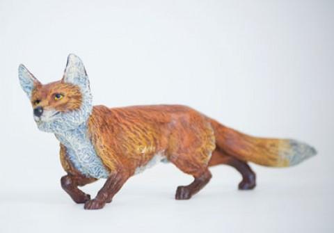 Vienna Bronze Fox - 2 - MD