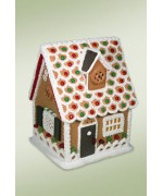 TEMPORARILY OUT OF STOCK <BR><BR>Byers ChoiceGingerbread House