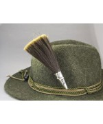TEMPORARILY OUT OF STOCK  - Mountain Goat Bristle Brush Hat Pin