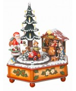 TEMPORARILY OUT OF STOCK - Weihnachtszeit Original HUBRIG Wooden Figuren