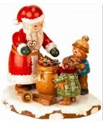 Danke, lieber Weihnachtsmann Original HUBRIG Wooden Figuren