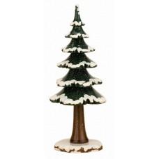 Winterbaum groB'Original HUBRIG Wooden Figuren